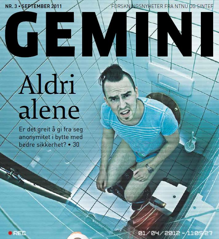 Faksimile fra siste utgave av Gemini