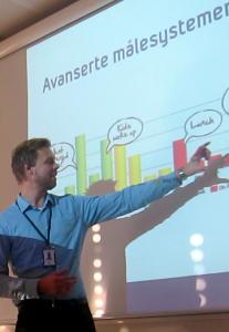 Erlend Andreas Gjære, SINTEF IKT