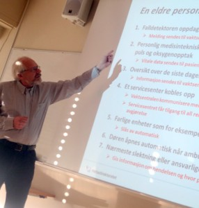 Roald Bergstrøm, Helsedirektoratet