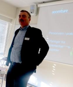 Svein-Tore Omdahl, Accenture