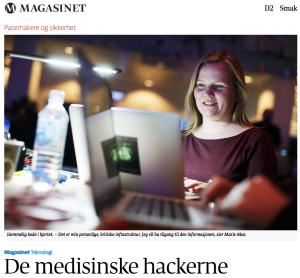 Faksimile fra Dagens Nærlingsliv Magasinet 08.01.16 - Foto: Maxim Sergienko
